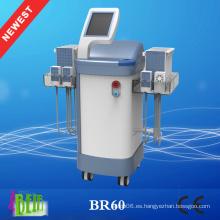 Cuatro longitudes de onda de la tecnología 528 Diodos Salón de belleza máquina para la venta Lipo Laser cuerpo lipólisis