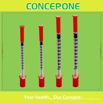 Seprile Einweg-Insulinspritze