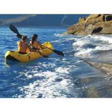 Durable inflatable 2 seater kayak for sale