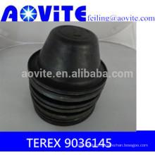 Copo de borracha para bomba de freio Terex 09036145