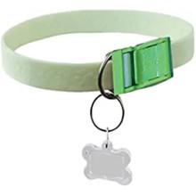 Im Dunkeln leuchten Pet Safety Silikonhalsband