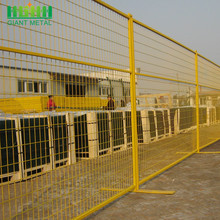 Kanada Removable Powder Coated Temporary Fence