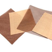 Ткань с открытой сеткой из ПТФЭ, устойчивая к высоким температурам