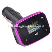 Music FM Transmitter, Supports Folder Switch, 12 to 24V AC Power Supplies