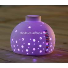Lâmpada LED de mudança de cor da lâmpada operada por bateria