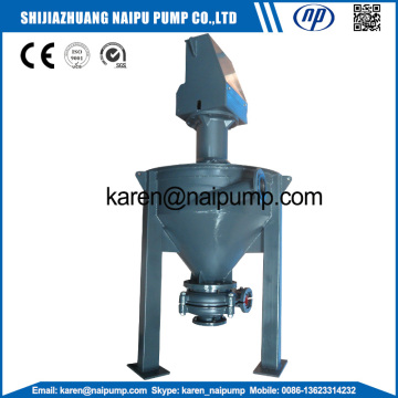 Hopper Tank Vertical Froth Foam Pumps