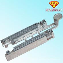 Radiador de calefacción de fundición a presión de aluminio