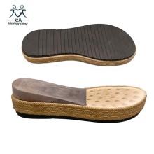 Pvc Sole for Women Jute Sandals