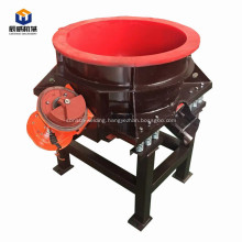 alloy wheel rim polishing machine