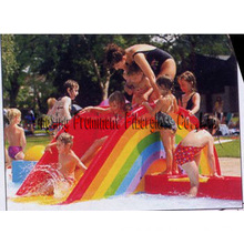 Kids Play Equipment Fiberglass Water Slide