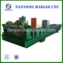 Single Layer CNC color steel roll making machine / curve roll forming roof