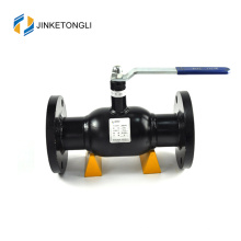 Forged free samples long working life fully welding ball valve