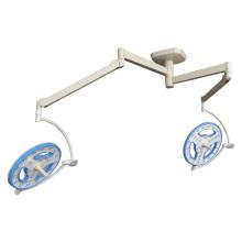 Lâmpada de operação de LED principal e satélite