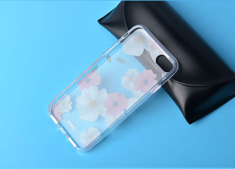 Blossom Imd Shell For Iphone8