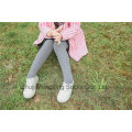 2016 Falls and Winter Popular Solid Color Cotton Tights Little Girl Pantyhose
