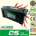 JIS-165G51 12V165AH for Storage Maintenance Free Car Battery