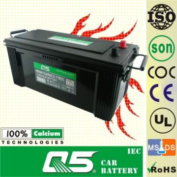SS94, 12V150AH, Australia Model, Auto Storage Maintenance Free Car Battery