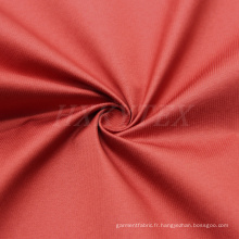 Tissu Polyester Faille Stripe pour Manteau Fashion