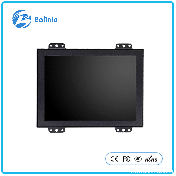 small size open frame monitor