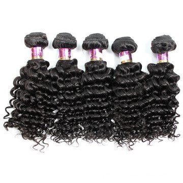 6a virgem mongol Afro Kinky cabelo encaracolado