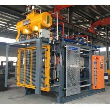 maquinário eps a vácuo para produção de placas de espuma de poliestireno
