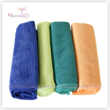 Serviette de nettoyage en microfibre multi-couleur de 30 * 30cm 4PCS