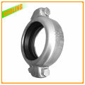 304 and 316 Stainless Steel Clamp Pipe Connector Grooved Couplings