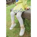 2016 fällt und Winter beliebte Feste Farbe Baumwollstrumpfhose kleine Mädchen Strumpfhosen