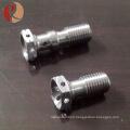 excellent mechanical strength Gr5 titanium bolt m8 for sale