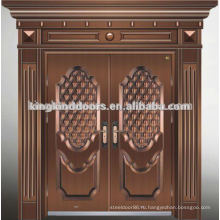 Новая вилла двойной безопасности двери KKDFB-8015 из Китая Топ бренда KKD