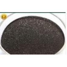 Schwarzer körniger Ammonium Humat für Dünger