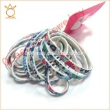 Fashionable custom feather wholesale baby hair accessories
