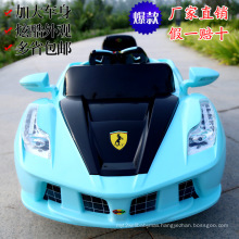 Ferrari Electric Cars Kids Christmas Gift 4 Wheels Ride on Car