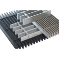 Custom Flat Galvanized Steel Grating Made in Hebei China