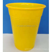 7oz/200ml colorful disposable pp plastic cups beer