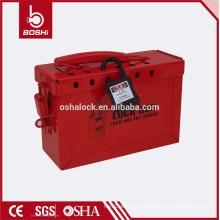 BD-X02 Caja de bloqueo de seguridad mini caja de bloqueo portátil