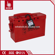BD-X02 Safety Lockout Box mini portable lockout box