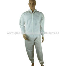 Jacket and Pants Coverall, Measures S-5XL