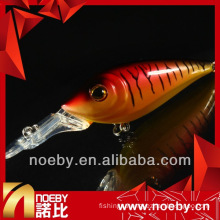 NOEBY fishing lure/ 3D eyes cheap hard lure diving crank