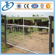 Fábrica de venta directa ganado cerca y bisagra conjunta nudo campo valla malla para animales