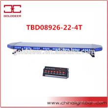 Alumínio Linear 88W LED sinalização de advertência para carros blindados (TBD08926-22-4T)