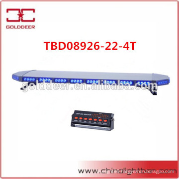Aluminum Linear 88W LED Warning Lightbar for armored cars (TBD08926-22-4T)