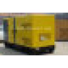 Gerador silencioso do gerador do gerador diesel de 400kVA 320kw CUMMINS à prova de som