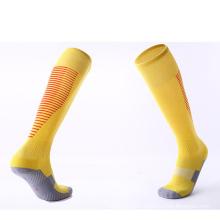Unisex Elastic Football Soccer Compression Socks Support Stretch Leg Sock