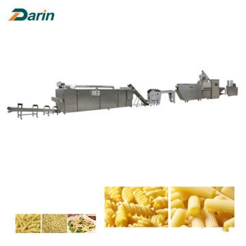 Equipos de pasta para macarrones / Línea de extrusión de tornillo único