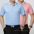 Дешевые пользовательские цвета и логотип 100% полиэстер рубашки поло
