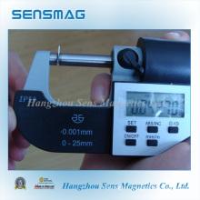 Permanent Micro Magnet for Sensors, Motor Application