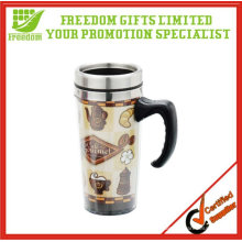 Customized Stainless Steel Full Printing Travel Mug