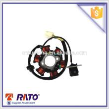 Para la bobina del magneto de la motocicleta de la onda llena de los recambios 6 de la motocicleta C100 para la venta