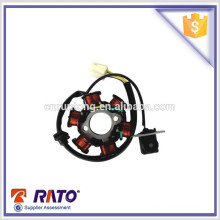 Chinese motorcycle spare parts 6 polse full wave Motorcycle stator magneto coil